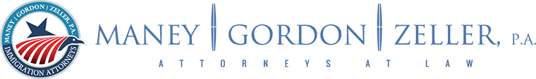 Maney Gordon Logo